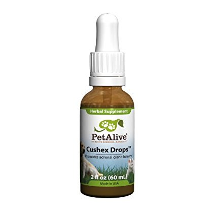 Petalive Cushex Drops S 59Ml To Support Healthy Energy  Digestion  And Function Of Adrenal Glands Due To Cortisol