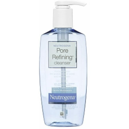 Neutrogena Pore Refining Daily Cleanser 6.7 oz (Pack of 2)
