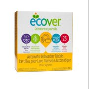 Ecological Dishwasher Tablets Ecover 18 oz Tabs