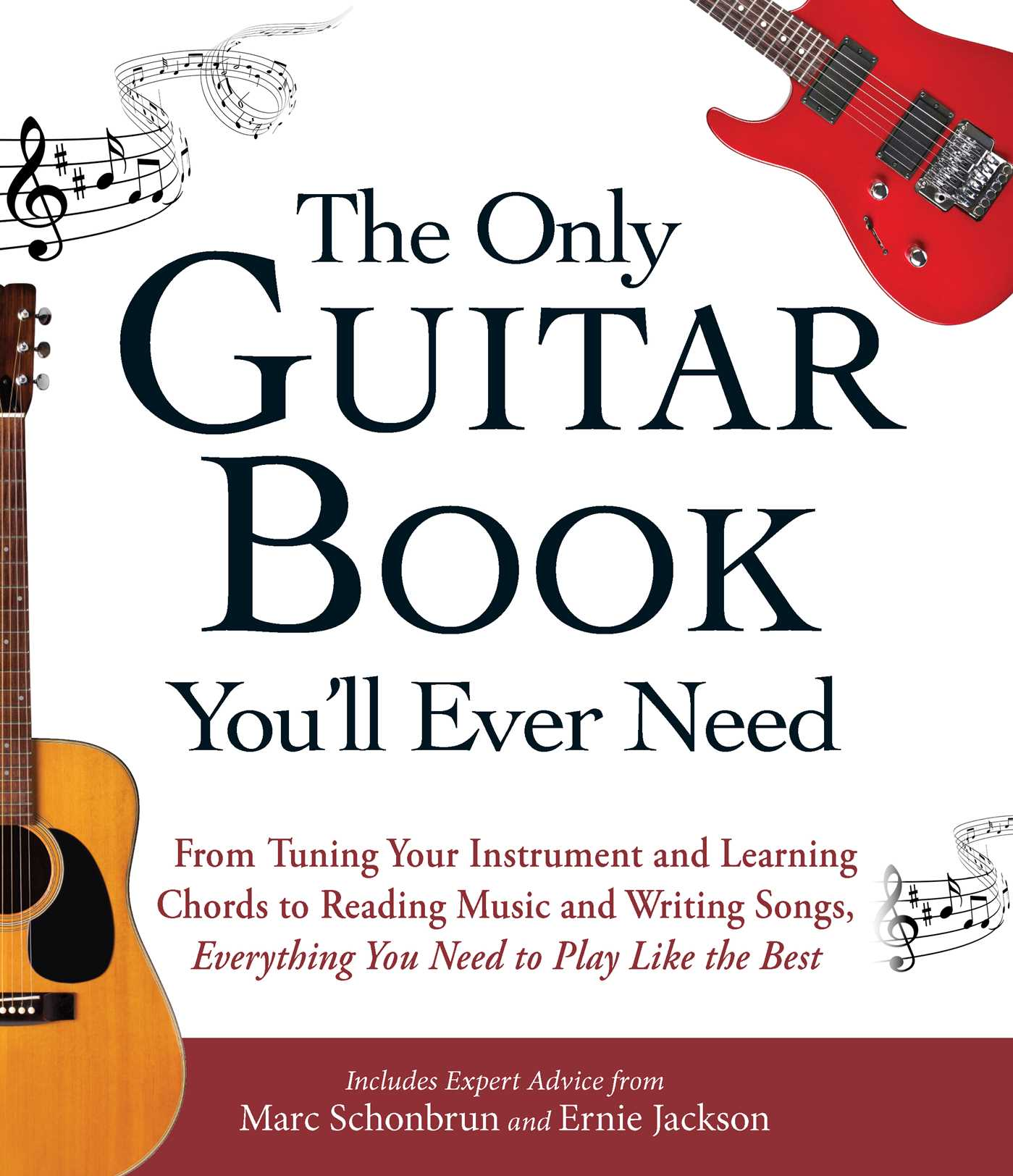 The Only Guitar Book Youll Ever Need From Tuning Your Instrument