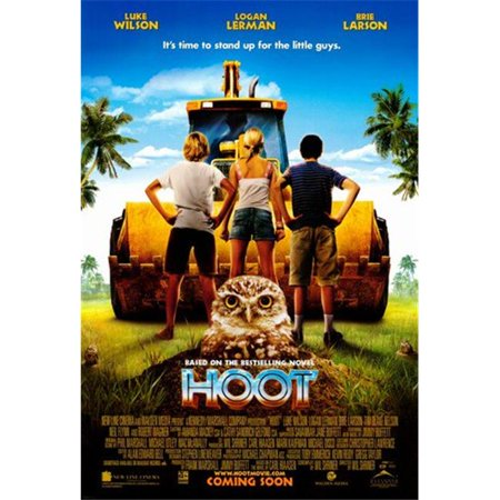 Posterazzi MOV353863 Hoot Movie Poster - 11 x 17 in. - image 1 de 1