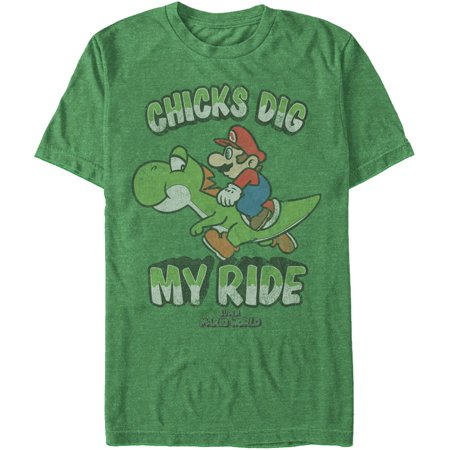 Nintendo Men