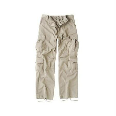 Vintage Paratrooper Cargo Pants, Russet Fatigues / BDUs