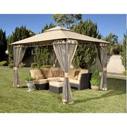 Garden Winds Replacement Canopy Top for 12 x 10 Gazebo - Riplock 350