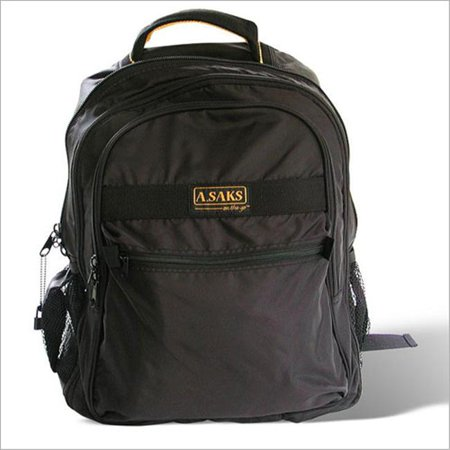 A  Saks Expandable Laptop Backpack