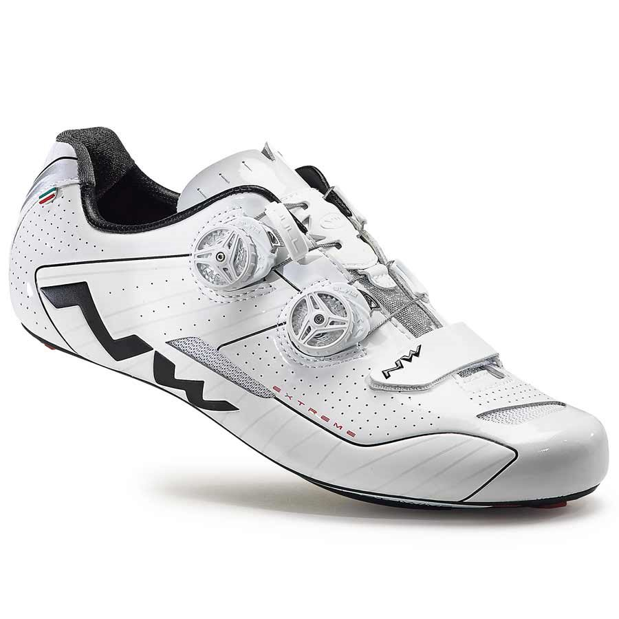 Northwave Extreme E, Road shoes, White, 47