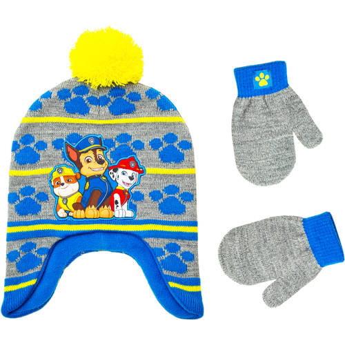 Infant Toddler Boy Hat and Mitten Set – Walmart Inventory Checker ... 59e6b5a44