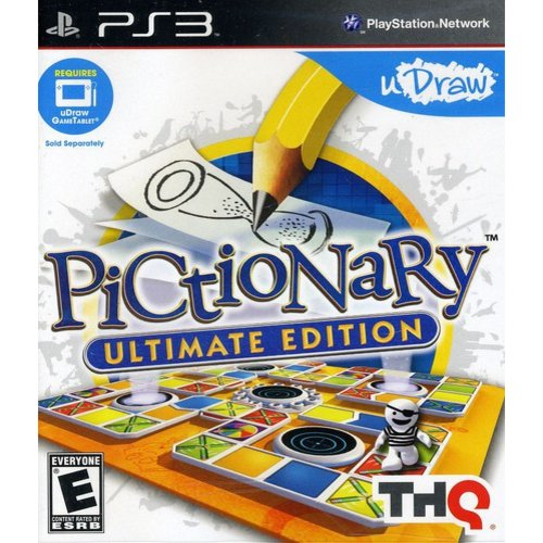 UDRAW PICTIONARY: ULTIMATE EDITION-NLA PS3 STRATEGY