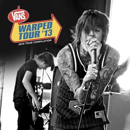 2013 Warped Tour Compilation (2CD)