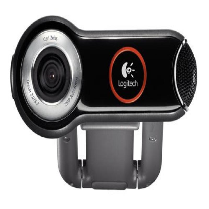 Logitech QuickCam Pro 9000 Webcam - 2 Megapixel - USB - 1...