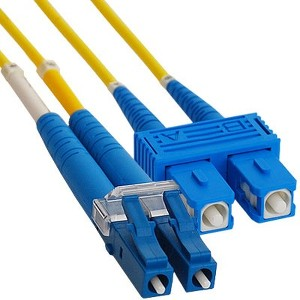 Fiber Optic Duplex Patch Cable