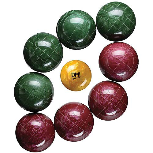 dmi expert 115mm pearlized bocce set - Bocce Set
