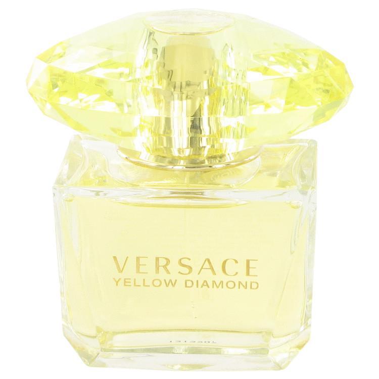 Versace Yellow Diamond by Versace Eau De Toilette Spray (Tester) 3 oz (Women) 90ml - image 1 of 1