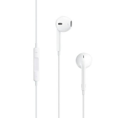 Authentic Apple Universal Stereo EarPods with Remote and Mic (3.5mm) MD827LL/A