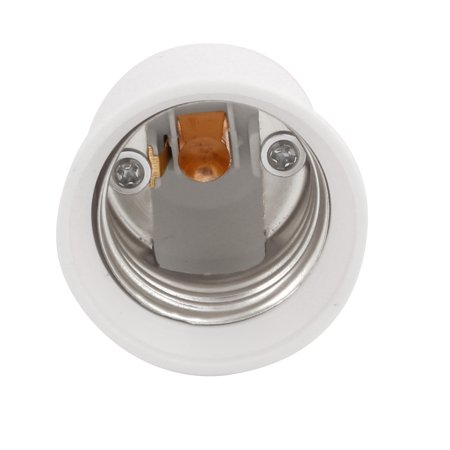 7 Pcs E12 to E26/E27 LED Bulb Base Adapter Converter Light Socket Lamp Holder - image 1 of 4