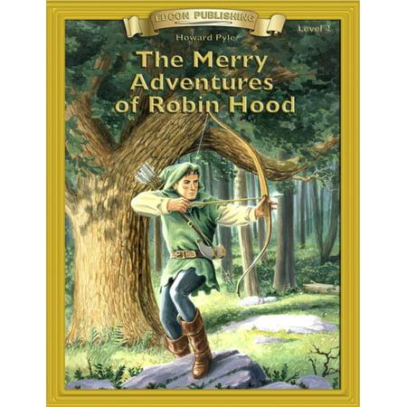 The Merry Adventures of Robin Hood - CTR - eBook