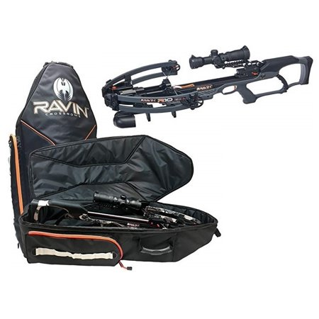 Ravin R10 Crossbow Package Gun Metal Gray With Soft Case (Metal Crossbow)