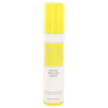 (3 Pack) Royal English Daisy Refreshing Body Spray By Yardley London 2.6 oz - image 1 of 1