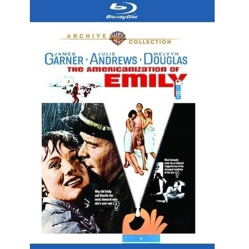The Americanization Of Emily (1964) (Blu-ray) (Widescreen)