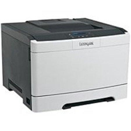 Lexmark 28C0000 CS310n Color Printer - Laser - 1200 dpi - 25 ppm - USB, LAN - AC 120V