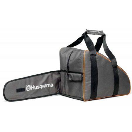 HUSQVARNA 5768591-01 Canvas Chain Saw Carrying Case/Bag Up to 20