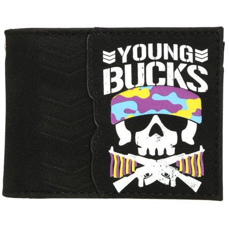 Bullet Club Young Bucks Wallet