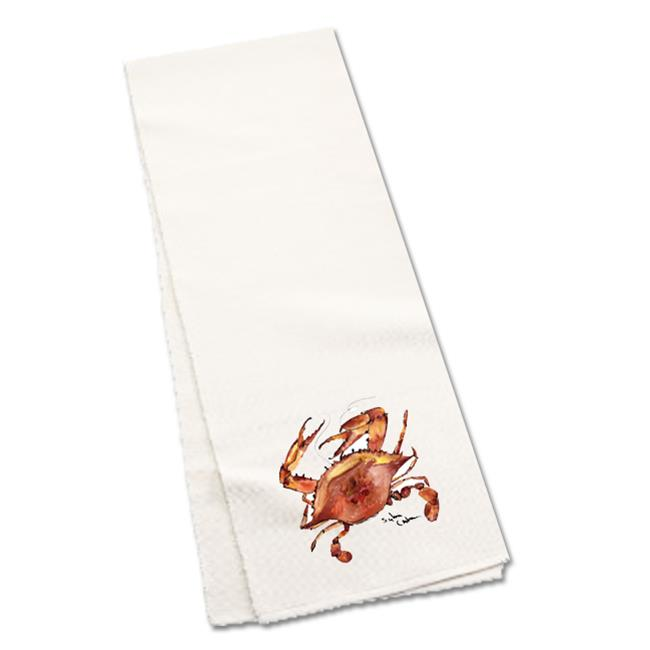 Carolines Treasures 8321TR72 72 in. Cooked Crab Table Runner - image 1 of 1