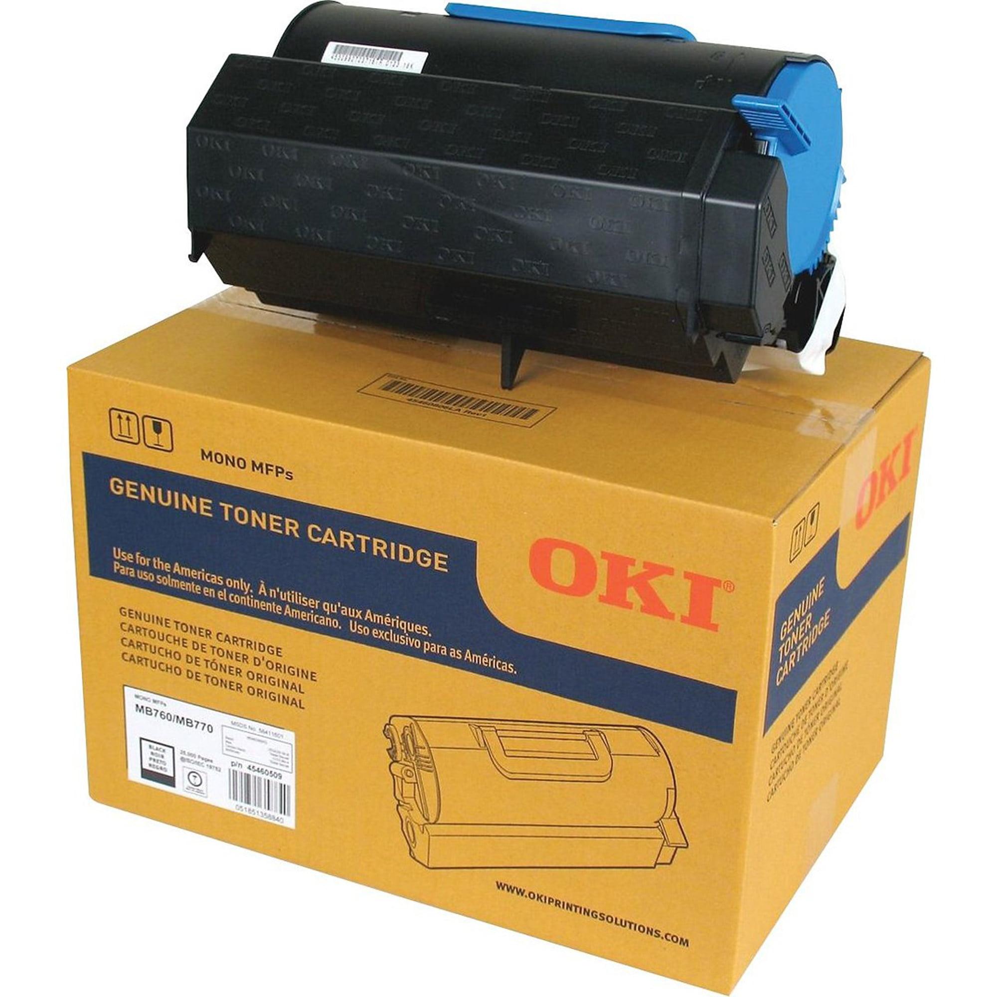 Okidata High Yield Print Cartridge, 25000 Yield (45460509)
