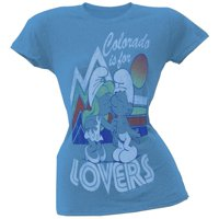 Smurfs - Colorado Is For Juniors T-Shirt