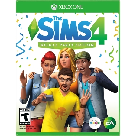 EA Sims 4 Deluxe Party Edition for Xbox One