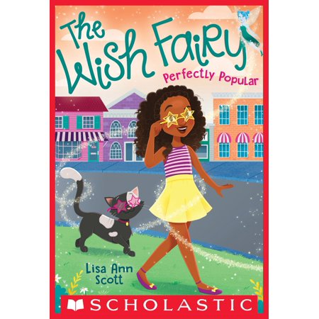 - Perfectly Popular (The Wish Fairy #3) - eBook