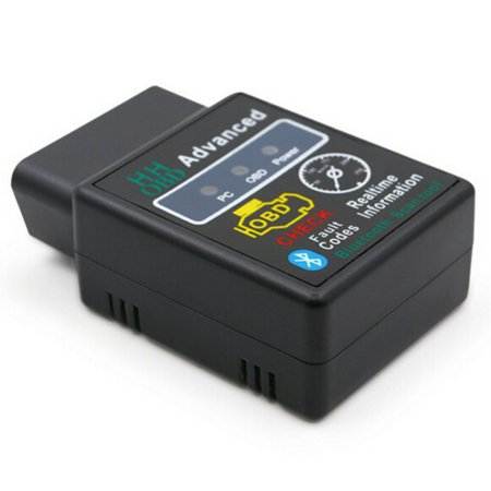 AngelCity OBD2 ELM327 V2.1 Auto Car Scanner Android Torque Bluetooth Diagnostic Scan