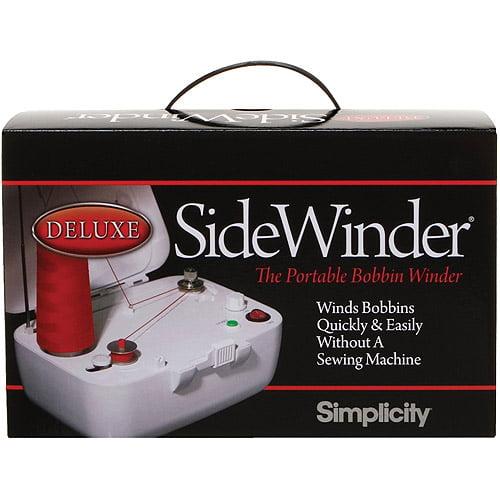 Wright's Simplicity Deluxe SideWinder Portable Bobbin Winder