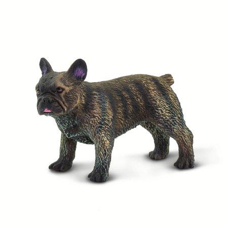 Best In Show French Bulldog Safari Ltd Animal Educational Kids Toy (Bulldog Best In Show)