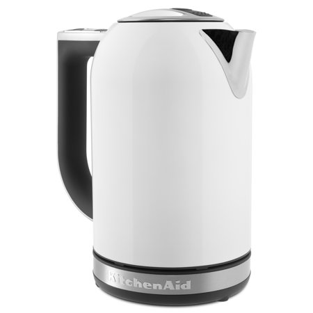 Kitchenaid 1 7l Electric Kettle With Led Display White Kek1722wh