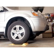 MAXSA Innovations MXS-37356M Yellow Park Right Parking Mat
