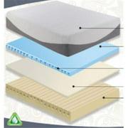 Rest Rite IMGEL410TXL Gel Lux 4100 - 10 inch Memory Foam Mattress - Twin XL