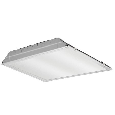 Rectangular recessed led lighting lighting compare prices at nextag lithonia lighting gtl lensed troffer led semi flush mount aloadofball Images