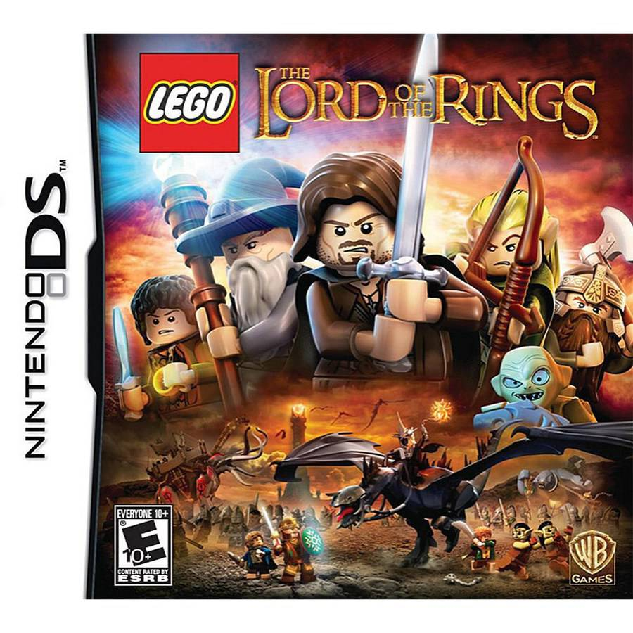 LEGO Lord of the Rings (DS)