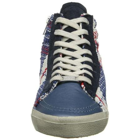 5d36ee5e7212 KIM&ZOZI Women's Plaid Fashion Sneaker   Walmart Canada