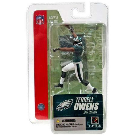 McFarlane NFL Sports Picks Series 3 Mini Terrell Owens Mini Figure