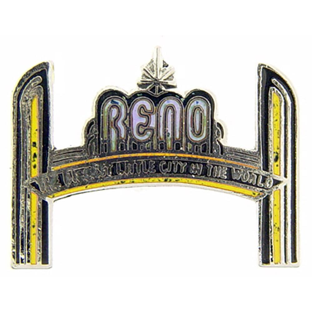 Reno New Arch Pin 1