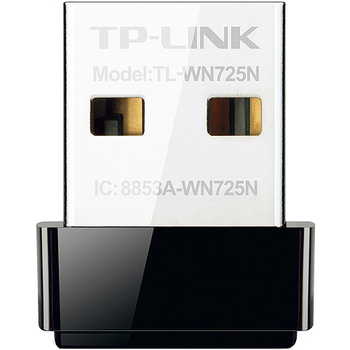 TP-LINK TL-WN725N N150 Nano Wireless USB Adapter