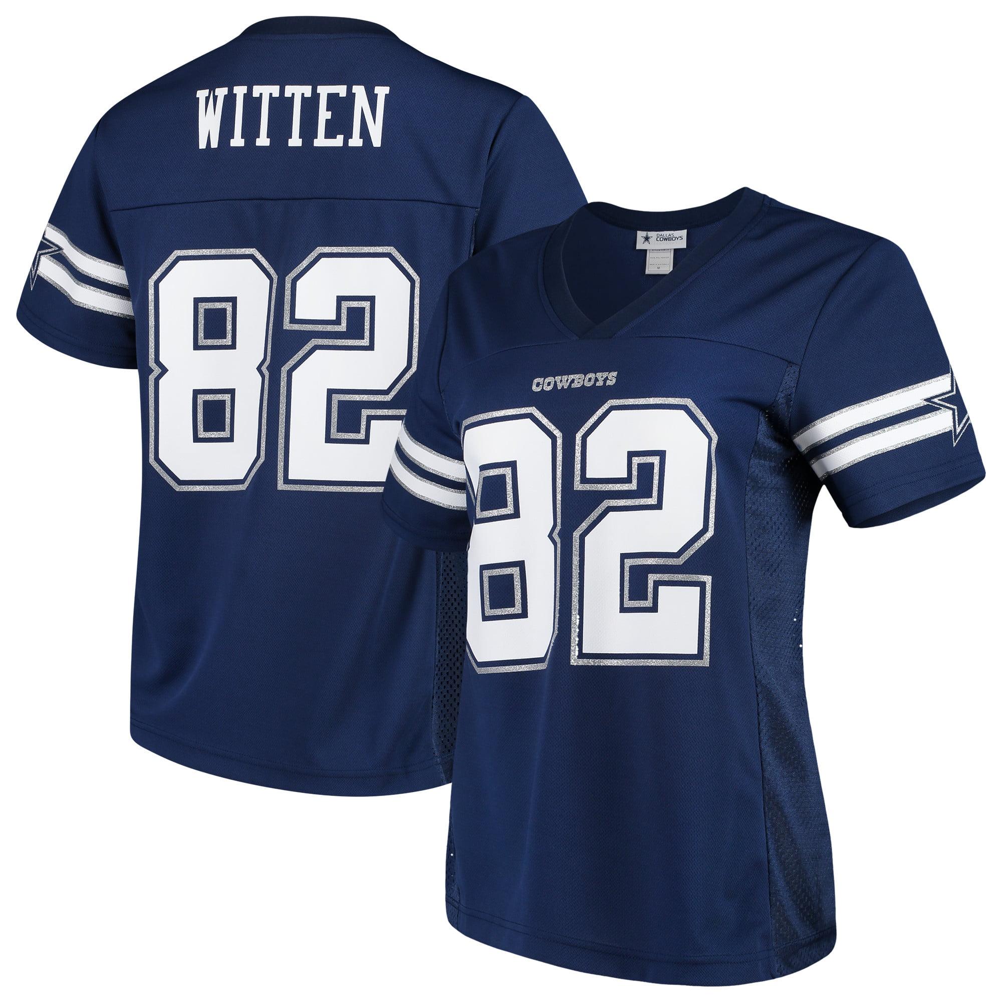 best website 8b917 86cef Women's Jason Witten Navy Dallas Cowboys Player Jersey