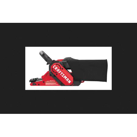 Craftsman 7 in. L x 3 in. W Corded Belt Sander 7 amps 800 FPM Variable
