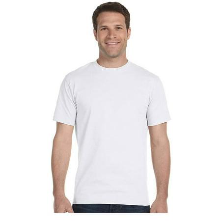 - Hanes Men's Lay Flat Collar Tall Beefy T-Shirt, Style 518T
