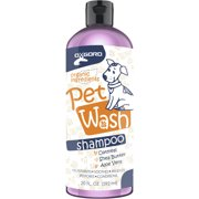 OxGord Organic Oatmeal Dog Shampoo & Conditioner 100% Natural 20 oz- Clinical Vet Formula Wash For All Pets