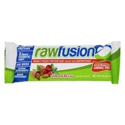 SAN Nutrition - RawFusion Whole Foods Protein Bar Almond Berry - 2.5 oz.