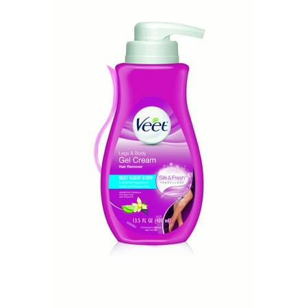 Veet Gel Hair Removal Cream for Legs & Body, 13.52 (Conair Hair Removal)