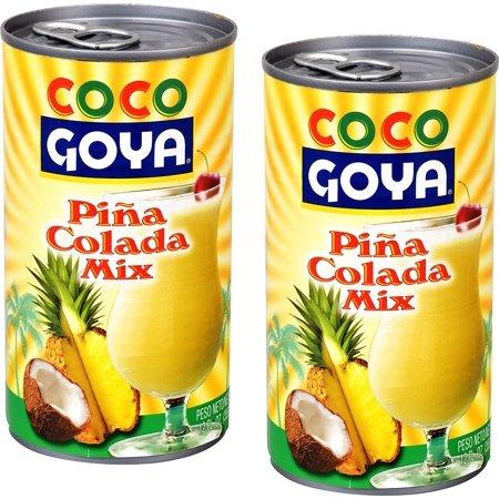 Pina Colada Mix by Goya, 12 oz (Pack of 2) - Pina Colada Punch